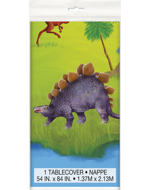 Prostokątny Obrus Dinozaur - Dinosaur