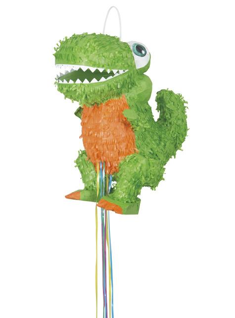 Piñata dinosaurio T-Rex