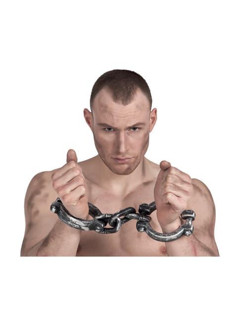 Algemas de delinquente para adulto