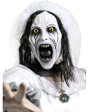 The Weeping Woman Mask