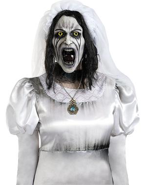 Masque La Malédiction de la Dame blanche deluxe