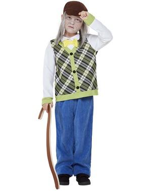 Costum de bunic pentru băiat