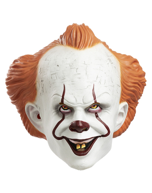 Maschera Pennywise - IT: capitolo 2