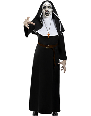 Nonne Valak Maske Deluxe