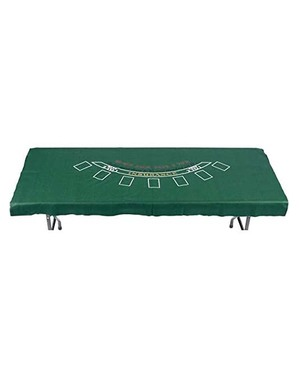 Rectangular Poker Table Cover