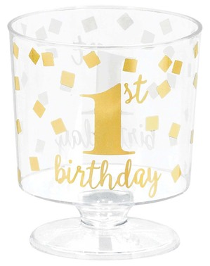30 pahare de shot prima aniversare