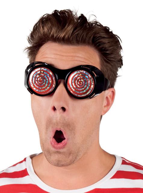 Gafas de científico loco para adulto