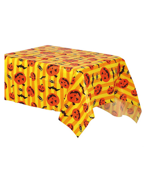 Halloween Print Table Cover