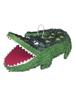 Piñata de crocodil