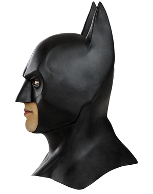 Latex Batman Mask - The Dark Knight