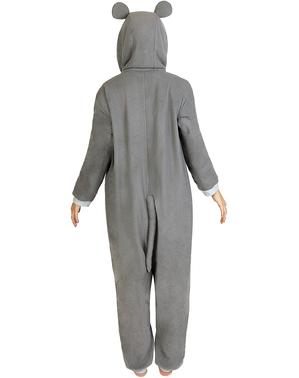Onesie nijlpaard kostuum