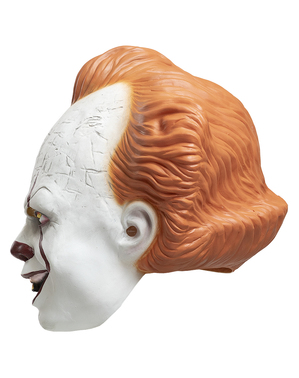 Pennywise maszk - It Chapter Two