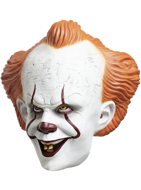 Pennywise Mask - It Chapter Two