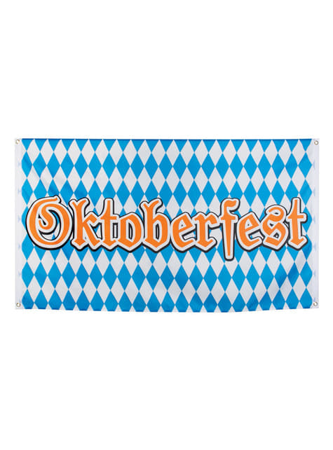 Banderole Oktoberfest