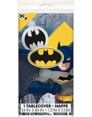 Față de masă dreptunghiulară Batman