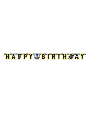 """Happy Birthday"" Batman slinger"