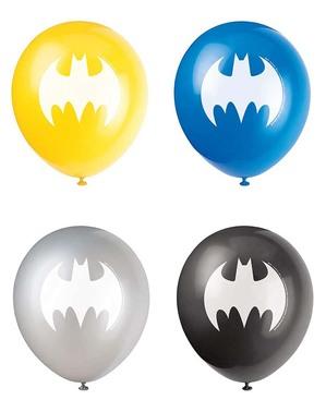 8 Batman ballonnen