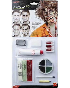 Set de zombie de látex