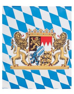 Vlajka Bavorsko