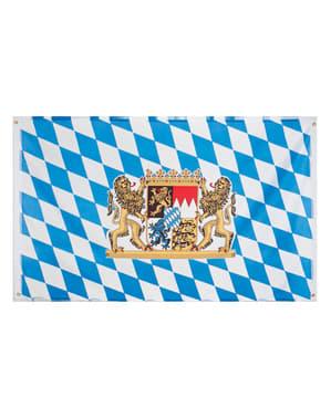Flaga bawarska