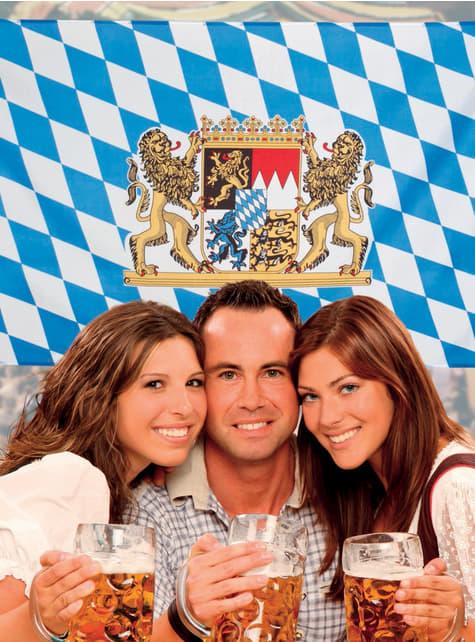 Bandera bávara - barato