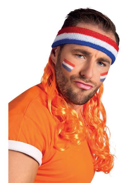 Bandeau cheveux Hollande adulte