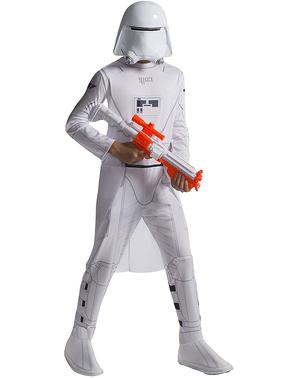 "Детски костюм на снежен щурмовак– ""Междузвездни войни"""