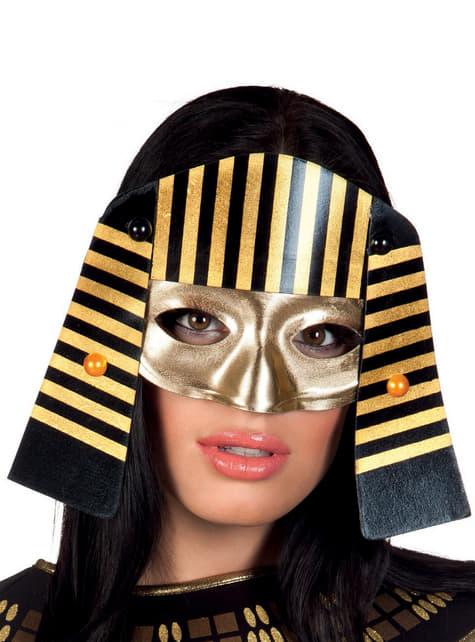Máscara de egipcio para adulto