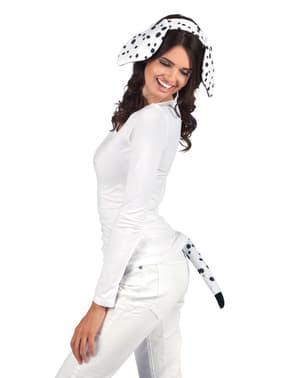 Set Dalmatin för vuxen