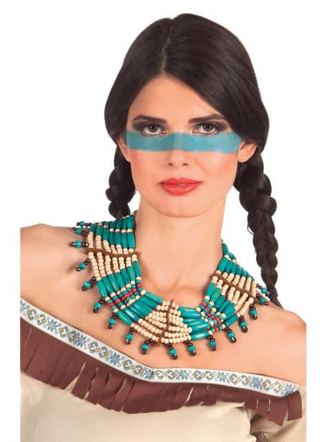 Collar de india deluxe para adulto - para tu disfraz