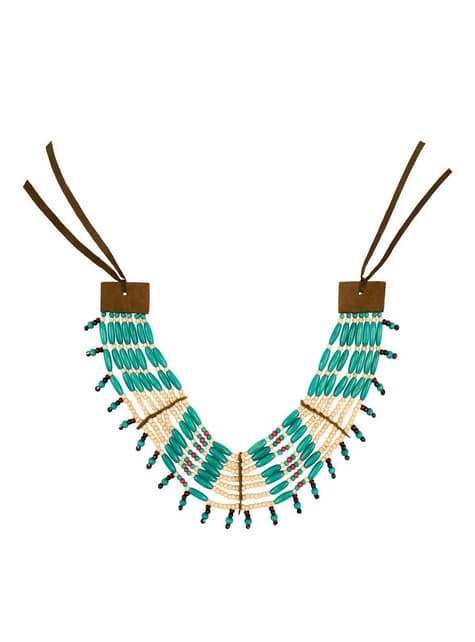 Collar de india deluxe para adulto - original