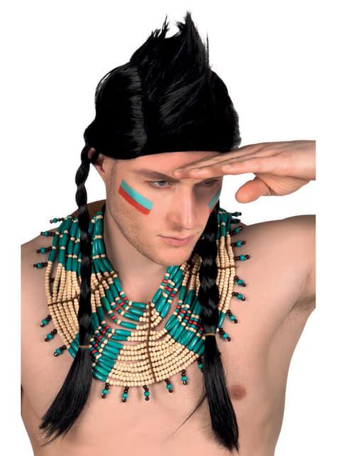 Collar de indio deluxe para adulto - para tu disfraz