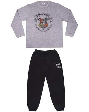 Galtvort Pyjamas til Voksne - Harry Potter