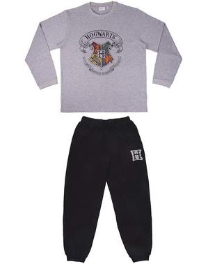 Hogwarts Pyjamas för vuxen - Harry Potter