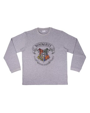 Pijama Hogwarts para adulto - Harry Potter