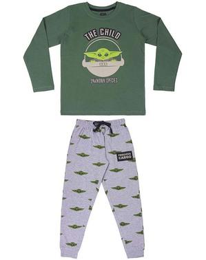Pyjama Baby Yoda ( The Child ) enfant - Mandalorian