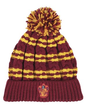 Gorro Gryffindor para menino - Harry Potter