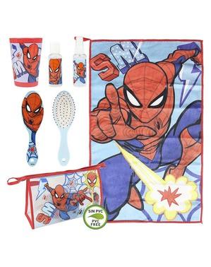 Borda da toilette di Spiderman