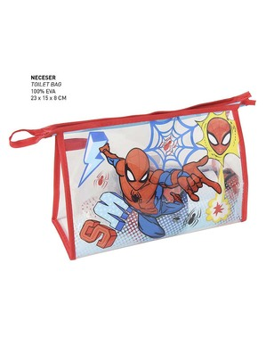 Spiderman Toilettaske