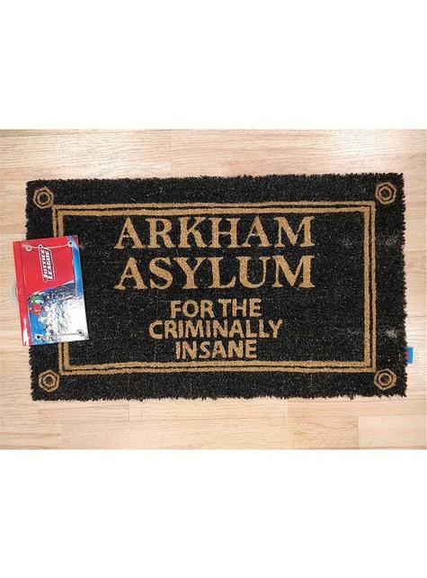 Felpudo Arkham Asylum - Batman
