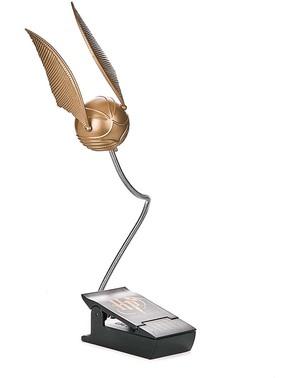 Candeeiro USB Snitch Dourada - Harry Potter