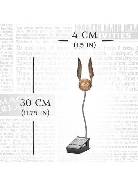 Lampara USB Snith Dorada - Harry Potter