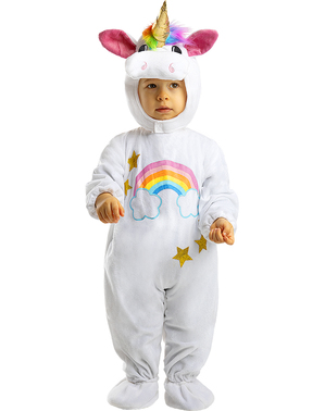 Enhjørning Kostyme til Babyer
