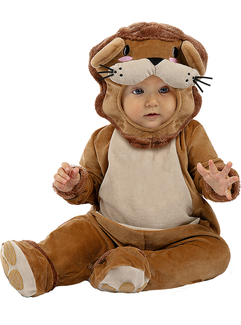 Lion Costume for Babies