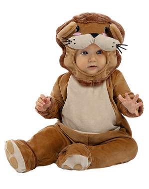 Oroszlán jelmez csecsemőknek