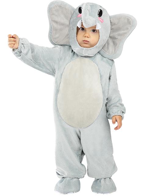 Strój Słoń dla niemowląt