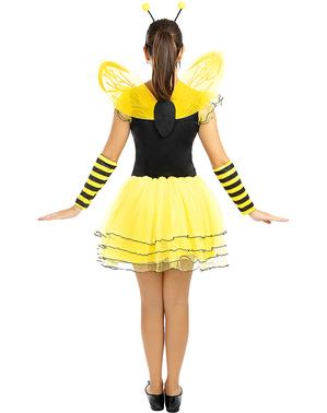 Bienen Kostüm für Damen in großer Größe