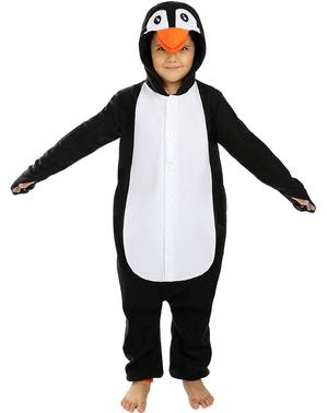 Costume da pinguino onesie per bambini