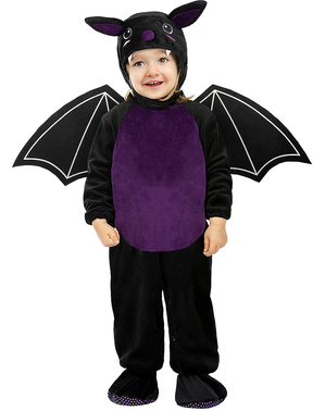 Fladdermus Maskeraddräkt för bebis