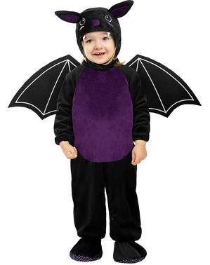 Kostým netopiera pre malé deti